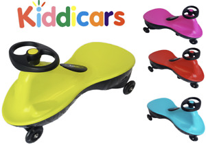 2022 Wiggle swivel plasma car self propelled ride on 4 colours with LED wheels