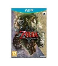 The Legend of Zelda Twilight Princess HD WiiU Nintendo Wii-u