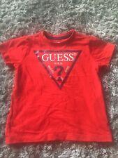 Guess Tshirt Age 2 Yrs