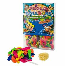 Water Balloons Refill Pack 1000 Water Balloons+1000 Rubber Bands+5 Refill Tools