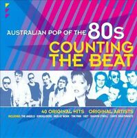 Australian Pop of the 80s: Counting the Beat  - CD - AusPost with Tracking