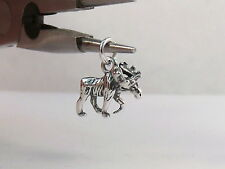 Sterling Silver CANADIAN MOOSE Charm  -1367