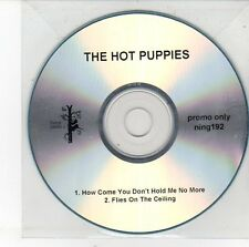 (EH248) The Hot Puppies, How Come You Don't Hold Me No More - DJ CD