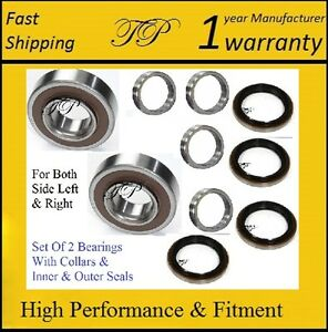 Toyota 4Runner 1990-2000 Pickup 1991-95 Rear Axle Wheel Bearing & Seal (W/ABS) 2
