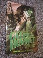 GREEN HORNET YEAR ONE TPB VOLUME ONE ISSUES 1-6 NM+ UNREAD! FREE SHIPPING!