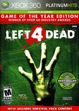 Left 4 Dead: Critic''s Game of the Year Edition Xbox 360 New Xbox 360