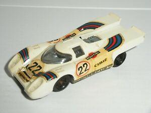 Champion Diecast 1:64 Porsche 917K Martini - vgc