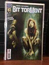 Brian Denham's Bit Torment (2006) Antarctic Press(bx8)
