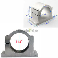 80mm diameter mount bracket Clamp for spindle motor Special Price Xmas Gift New