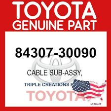 8430730090 GENUINE Toyota CABLE SUB-ASSY, SPIRAL 84307-30090 OEM