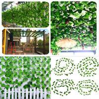 2M Artificial Trailing Ivy Leaf Vine Garland Green Plants Plants Foliage Flowers