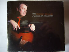 CD NEUF SCELLE - CHRISTIAN ESCOUDE - 20 ANS DE TRIO GITAN / Coffret 3 CD -B1