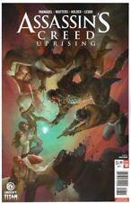 Assassins Creed Uprising #8 Cover A Comic Book 2017 - Titan