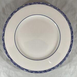 "Ralph Lauren Mandarin Blue 10 3/4"" Porcelain Dinner Plate"
