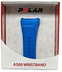 Polar A300 Wristband Blue