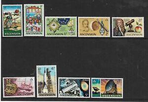 Ascension:1971:Space Travel.Set.Mint