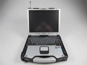 Weekly Deal Panasonic Toughbook CF-29 Industrial Grade Laptop BT, 3 Yrs Warranty