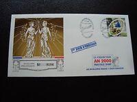 FRANCE - enveloppe 1er jour (collection prestige doré) 11/9/1999 (B5) french