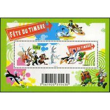 Feuillet F4341 - Fête du timbre - Looney Tunes - 2009