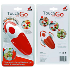 Touch and Go Dosenöffner mit Magnet automatisch elektrisch für Konserven Dosen