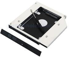 2nd HDD SSD Caddy Disco Duro Adaptador para Asus N55E N55SF N75E N75S N75SF