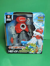 Figurine Atomicron Xenon Atom - Vehicule transformable - vehicle Micro Heroes