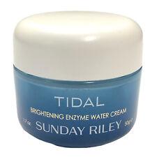 Sunday Riley TIDAL Moisturizer Brightening Enzyme Water Cream 1.7oz - NEW Sealed