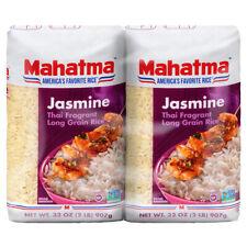 New listing Mahatma Jasmine Enriched Thai Fragrant Long Grain Rice (4 lb. / 64 oz.)