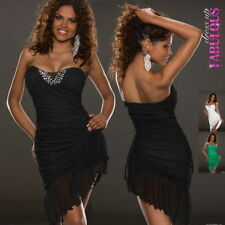 Polyester Unbranded Asymmetrical Hem Solid Dresses for Women