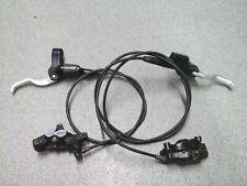 Shimano XT m755 4 pot brakeset