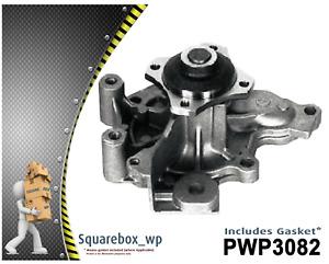 Water Pump PWP3082 fits MAZDA Premacy BJ 1.8L 2.0L DOHC FP FS  2/01 - 6/03