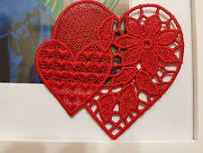 Love Heart - Free Standing Lace