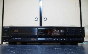 SONY CDP-710 CD player USED JAPAN