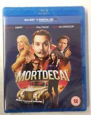 Mortdecai [Blu-ray] Johnny Depp, Gwyneth Paltrow