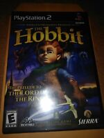 Pristine 💿 No Manual The Hobbit (Sony PlayStation 2, 2003) PS2 Game