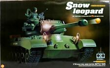 Heng Long 3838 Radio Controlled Snow Leopard Battle Tank 1:16th -Tracked 48 Post