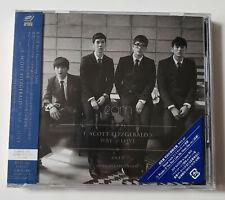 2AM F.Scott Fitzgerald's Way of Love Japan Special Edition CD Bonus Track Sealed