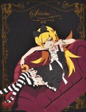 Anime  Series heroine this 其No參 Shinobu Oshino F/S