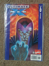"ULTIMATE X-MEN #6  ""Invasion"" Marvel Comics"