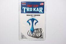 eagle claw tro kar trokar wacky worm hook tk97-2/0 size 2/0 senko dinger etc...