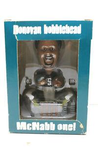 2004 Sunoco NFL Promo Donovan McNabe Bobblehead Syracuse Univ. Star New In Box