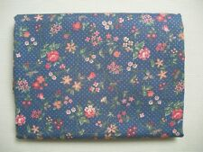 90cm x 110cm Mixed Colours  - Floral Spots - Cotton Fabric Material