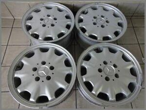 Mercedes Benz W210 W202 Alufelgen 7,0x15 ET37 7 x 15 ET37 2104010102 B906