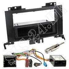 VW Crafter dal 04/06 doppio DIN Autoradio Pannello Radio + PORTAOGGETTI + CAN-BUS Adapter