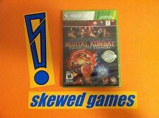 Mortal Kombat Komplete Edition Freddy Krueger - XBox 360 Microsoft NEW