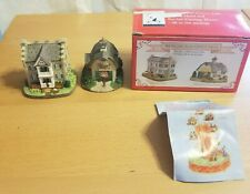 Vtg 1999 Liberty Falls Sinclair Hotel and Carriage House Americana Collection