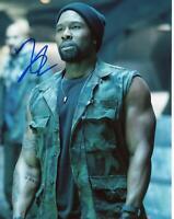 "Trevante Rhodes ""The Predator"" AUTOGRAPH Signed 8x10 Photo"