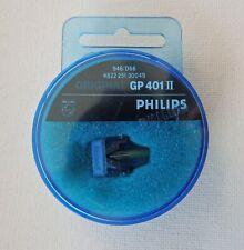 Original Diamant Nadel Philips 946 D 66 GP 401 II - GP 412 II  elliptisch - NOS