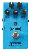 Dunlop MXR M234 Analog Chorus Guitar Effects Pedal