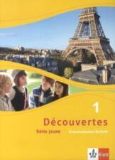 Découvertes Série jaune 1. Grammatisches Beiheft (2012, Geheftet)